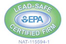 We are am EPA Lead Safe certified firm